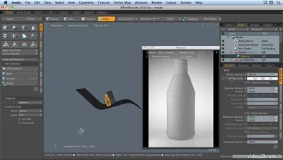 modo-Workshop: Fotorealistische Produktvisualisierung Vom Modeling bis zum Rendering