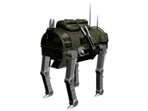 LS3 robot tested as future military mule