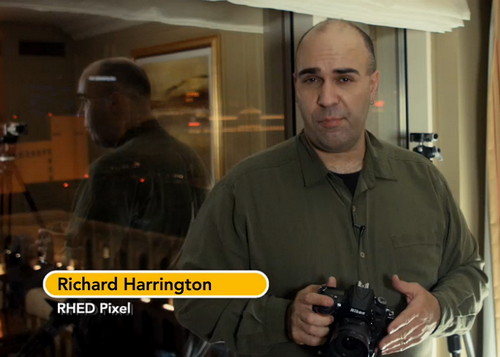 Shooting a Time-Lapse Movie from a Window with Richard Harrington