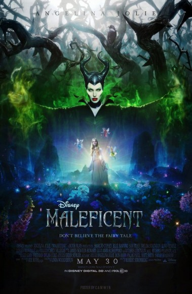 Maleficent 2014 RETAIL DVDRip XviD AC3-EVO