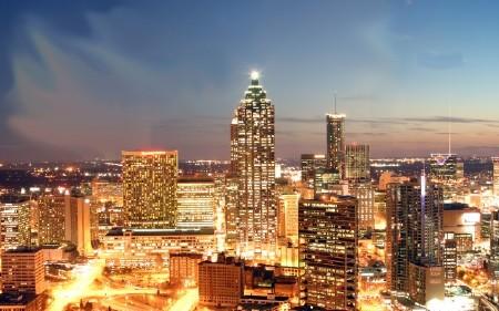 Фото архитектуры крупных городов мира на фон рабочего стола 61