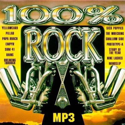 VA - 100% Rock (2014)