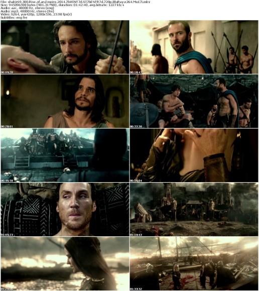 300 Rise of an Empire (2014) MULTI 720p BluRay x264-Mu17i