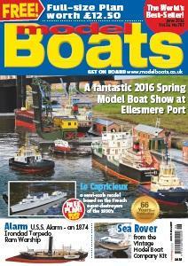 Model Boats -- June 2016 (True PDF)