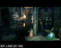 Resident Evil 4 Ultimate HD Edition (2014/RUS/MULTi6/RePack R.G. Catalyst)