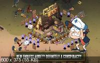 Gravity Falls Mystery Attack 1.0 [Стратегия, RUS] [Android]