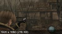 Resident Evil 4 Ultimate HD Edition v.1.0.6 (2014/RUS/ENG/MULTi6/RePack by z10yded)