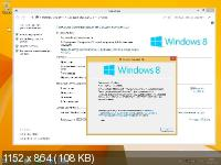 Windows 8.1 with Update for Single Language  v.6.3 9600 (x64/RUS/2014)