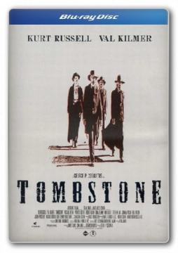 Тумстоун: Легенда дикого запада / Tombstone (1993) BDRip 720p
