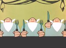 Три толстяка (1963) DVDRip