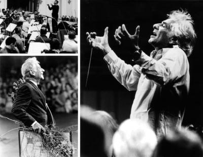Leonard Bernstein (piano & conductor) – George Gershwin / 2010 Sony Music Entertainment