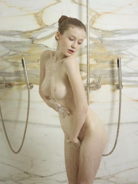 Hegre-Art: Emily - Marble Madonna (11*05*2014)