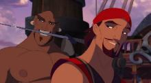 Синдбад: Легенда семи морей / Sinbad: Legend of the Seven Seas (2003) DVDRip
