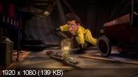 Кот Гром и заколдованный дом / The House of Magic (2013) BDRip 1080p