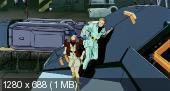 ��������� ���� ������: �������� ���� ���� / Mobile Suit Gundam: Char's Counterattack (1988) BDRip 720p   DVO