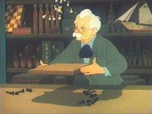 Волшебный магазин (1953) DVDRip