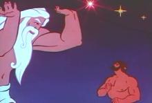 Легенды и мифы древней Греции. Сборник мультфильмов (1969-1986) DVDRip