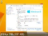 Windows 8.1 Professional Update 1 x86/x64 v.25.05.14 by Gemini (RUS/2014)