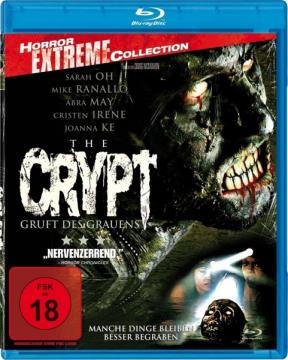 Склеп / The Crypt (2009) BDRip 720p