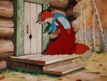 Петушок - золотой гребешок (1955) DVDRip
