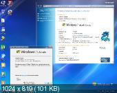 Windows 7 SP1 x86/x64 Ultimate New Look nBook by -=Qmax=- (RUS/25.05.2014)