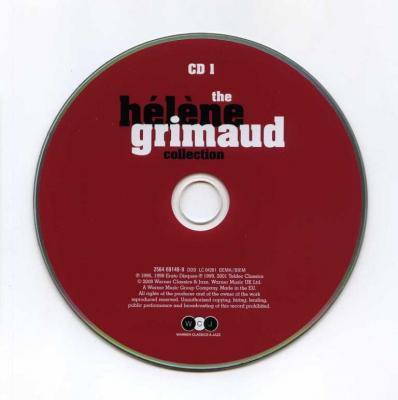 Helene Grimaud - The Helene Grimaud Collection, 2CD / 2009 Warner Classics & Jazz