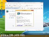 Windows XP SP3 Mini MetroStyle v14.5 (RUS/2014)