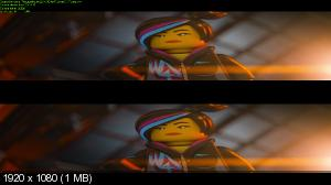 Лего. Фильм / The Lego Movie (2014) BDRip 1080p | 3D-Video | halfOU | iTunes