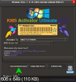 Windows Vista - 7 - 8 - 8.1 KMS Activator Ultimate 2014 2.1