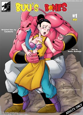 Buu's Bodies comic