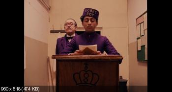 ����� ������ �������� / The Grand Budapest Hotel (2014) BDRip-AVC | ��������