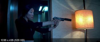3 дня на убийство / 3 Days to Kill (2014) BDRip-AVC | DUB | Лицензия
