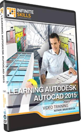 InfiniteSkills - Learning Autodesk AutoCAD 2015 Training Video