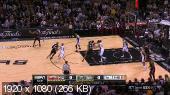 NBA Playoffs 2014 | The Finals | Miami Heat @ San Antonio Spurs | Game 5 (15.06.2014) HDTV
