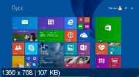 Windows 8.1 Pro With Update Vannza 16.06.2014 (x64/RUS/2014)