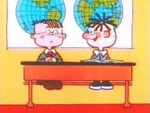 Сборник мультфильмов: Не хочу в школу (1965-1985)