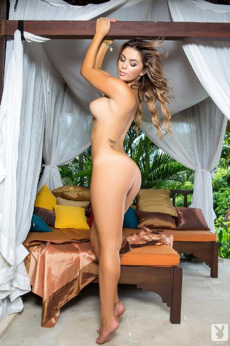 Playboy [International]: Anika Shay - Tropical (22*06*2014)