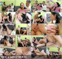 CollegeFuckParties - Natasha, Olesja, Cloe - Cock Hardening Real Fucking Video Part 3 [SD]
