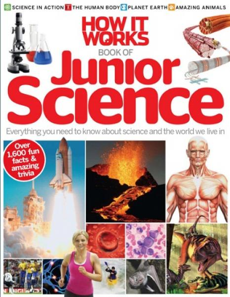 How it Works - Book of Junior Science 2014