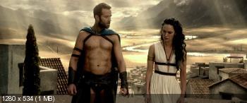 300 ����������: ������� ������� / 300: Rise of an Empire (2014) BDRip 720p | ��������