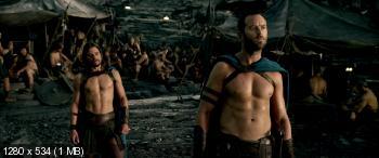 300 спартанцев: Расцвет империи / 300: Rise of an Empire (2014) BDRip 720p | Лицензия