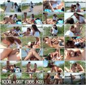 PrivateSexTapes - Abbey - Amateur Couple Is On Picnic [HD 720p]