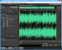 Adobe Audition CC 2014 7.0 build 118