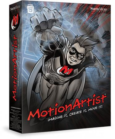 Smith Micro MotionArtist 1.2.1 - Mac