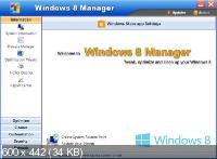 Yamicsoft Windows 8 Manager 2.1.0