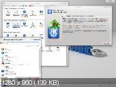 Linux Mint 17 KDE [32bit, 64bit] 2xDVD