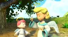 Самый маленький ангел / The Littlest Angel (2011) HDRip  700/1400 Mb