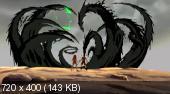 ����: ������ ��������� / Kong: King of Atlantis (2005) DVDRip
