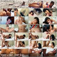 LatinaSexTapes - Stacey Foxxx - Beauty At The Beach [HD 720p]