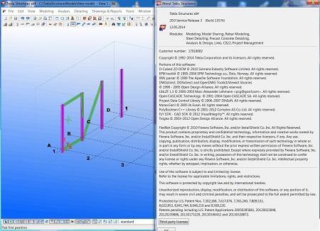 Tekla Structures ( v.20.0 + SR1SR3SR4, MULTILANG + RUS )